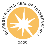 GuideStar Gold Seal of Transparency - 2020